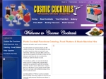 View More Information on Cosmic Cocktails