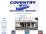 View More Information on Coventry Mechanical Services, Glenorchy