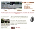 View More Information on Craft In Wood