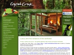 View More Information on Crystal Creek Rainforest Retreat