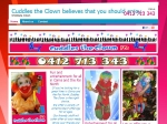 View More Information on Cuddles The Clown