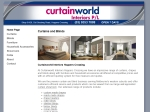 View More Information on Curtain World Pty Ltd