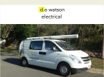 View More Information on D.E. Watson Electrical