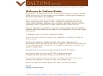 View More Information on Daltons Books