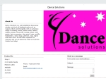 View More Information on Dance Solutions
