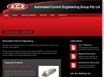 View More Information on Automation Control Engineering Group Pty Ltd