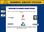 View More Information on Darryl Grant Cycles