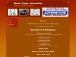 View More Information on David Brown Automotive