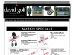 View More Information on David Golf & Eng. Pty Ltd