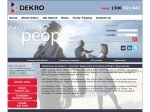 View More Information on Dekro Consulting Pty Ltd, Mulgrave