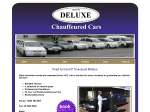 View More Information on Deluxe Chauffeured Cars