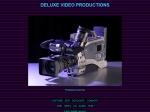 View More Information on Deluxe Video Productions