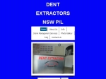 View More Information on Dent Extractors NSW Pty Ltd