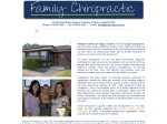 View More Information on Derrimut Road Family Chiropractic Centre