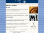 View More Information on Di Rosa Lawyers