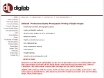 View More Information on Digilab Professional
