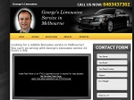 View More Information on George's Limousine