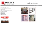 View More Information on Direct Storage Systems