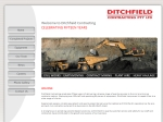 View More Information on Ditchfield Contracting Pty Ltd