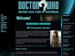 View More Information on Doctor Who Club of Australia