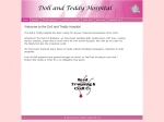 View More Information on Doll & Teddy Hospital