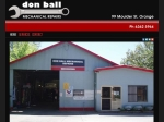 View More Information on Don Ball Mechanical Repairs