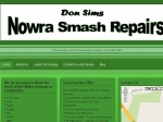 View More Information on Don Sims Nowra Smash Repairs