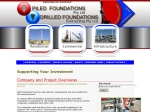 View More Information on Drilled Foundations Contracting Pty Ltd
