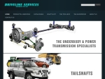 View More Information on Driveline Services Australia Pty Ltd