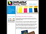 View More Information on Dynamic Digital Print