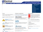 View More Information on E J Electrical Engineering Contractors