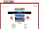 View More Information on East G & J