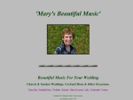 View More Information on Easterbrook Mary Organist