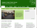 View More Information on Eastern Creek Public School