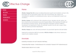 View More Information on Effective Change Pty Ltd