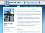 View More Information on Elec-Protect