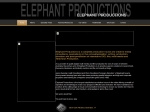 View More Information on Elephant Productions Pty Ltd