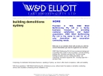View More Information on Elliott W. & D. Earthmoving Pty Ltd