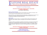 View More Information on Elstone Agencies Pty Ltd