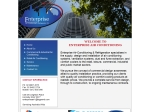 View More Information on Enterprise Air Conditioning & Refrigeration Pty Ltd
