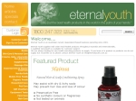 View More Information on Eternal Youth Health Products