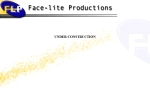 View More Information on Face Lite Productions
