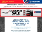 View More Information on Tyrepower Gregory Hills