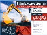 View More Information on Filin Excavations Pty Ltd