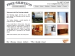 View More Information on Fine Shavings Custom Cabinets