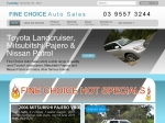 View More Information on Fine Choice Auto Sales