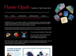 View More Information on Flame Opals Aust Pty Ltd