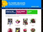 View More Information on Flower Delights Gawler Barossa Florist