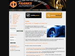 View More Information on Franks Tyre Service