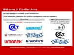 View More Information on Frontier Arms Co Pty Ltd